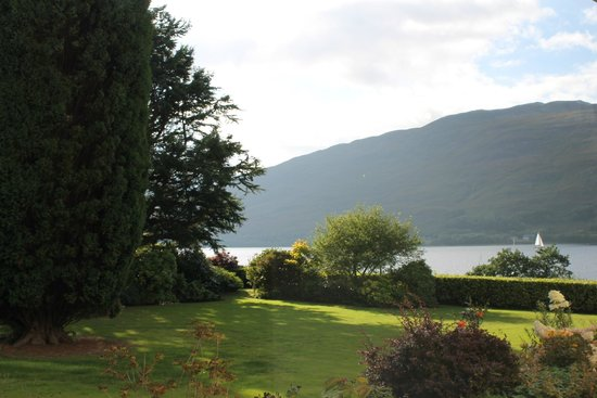 Myrtle Bank Guest House: View from the window