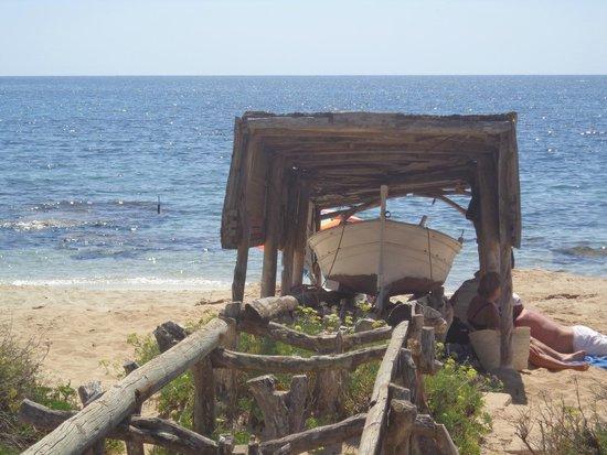 Insotel Hotel Formentera Playa: mare