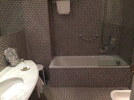 Hotel della Piccola Marina: Amazing bathroom!