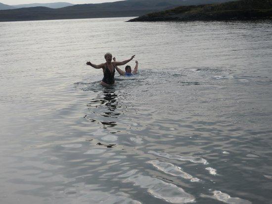 Kongsfjord Gjestehus: Badeliv ï Kongsfjord