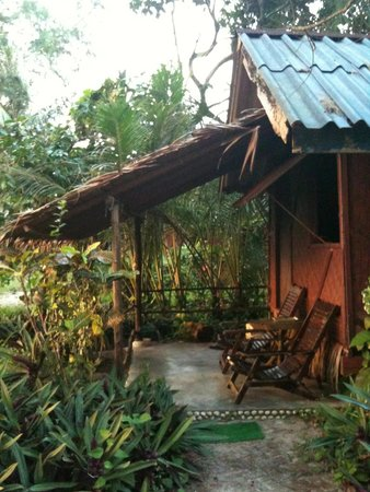 Bamboo Bungalows: Traditional Hut