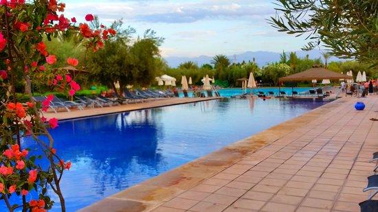 Hotel Eden Andalou Aquapark et Spa : Les piscines