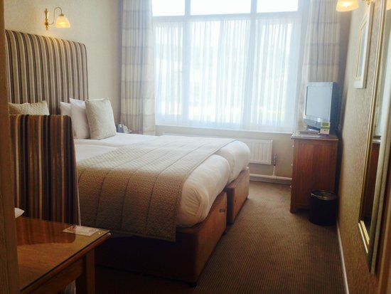 The Devon Hotel: King Room