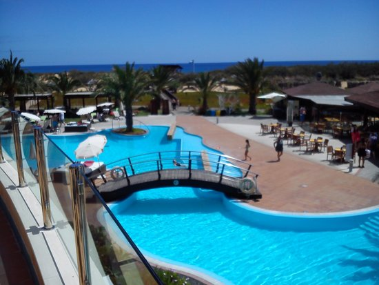 Pestana Porto Santo All Inclusive: pool designed for everyone.