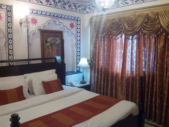 Umaid Bhawan Heritage House Hotel : my room
