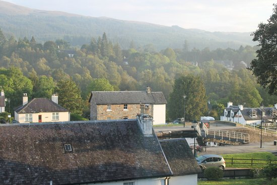 Bank House B&B : Caledonian Canal