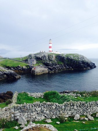 Isle of Scalpay Lighthouse
