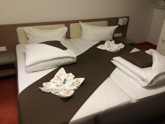 Hotelanlage Starick: Liebevolle Deko