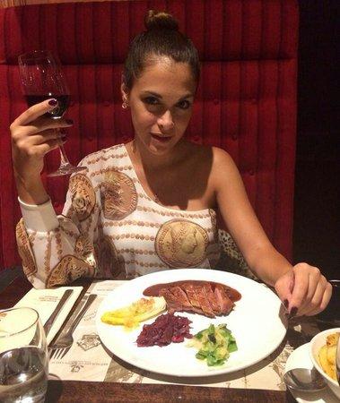Restaurant De Roode Leeuw : Amsterdam