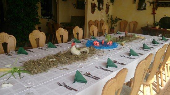 Stegen, Alemania: Rustikale,ländliche Hochzeit