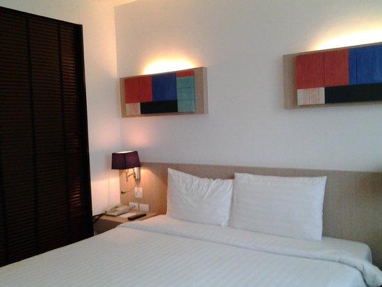 Vic3 Bangkok : Executive room