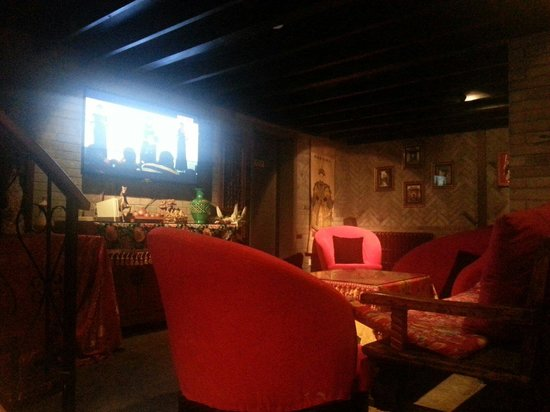 Double Happiness Beijing Courtyard Hotel: Bar
