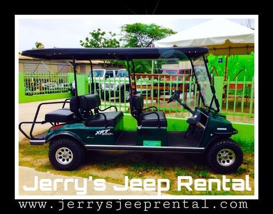Jerry's Jeep Rental