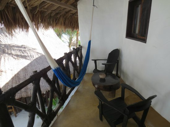 Beachfront La Palapa Hotel Adult Oriented: balcone