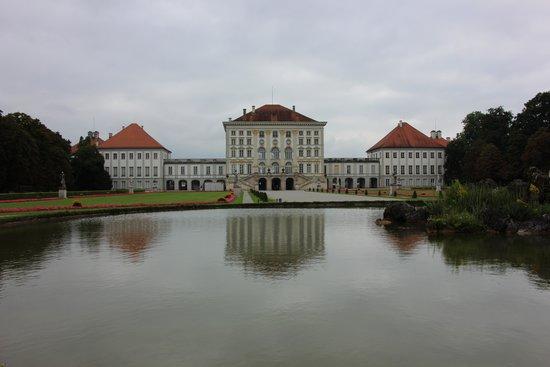 Hotel Laimer Hof: Numphenburg Castle