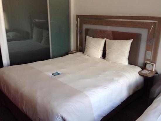 Novotel Lugano Paradiso: The room