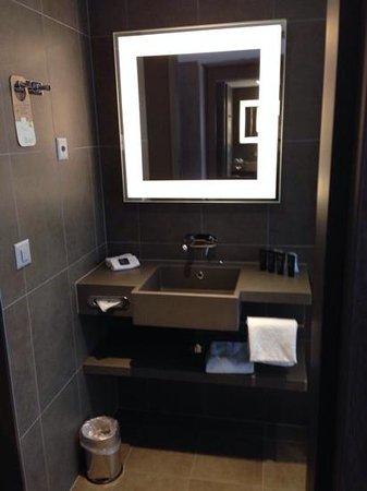 Novotel Lugano Paradiso: Bathroom