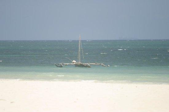 Pinewood Beach Resort & Spa: Galu Beach