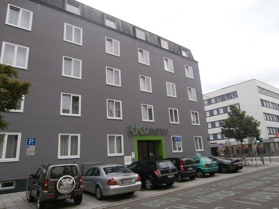 hotel riku picture of riku hotel neu ulm neu ulm tripadvisor. Black Bedroom Furniture Sets. Home Design Ideas