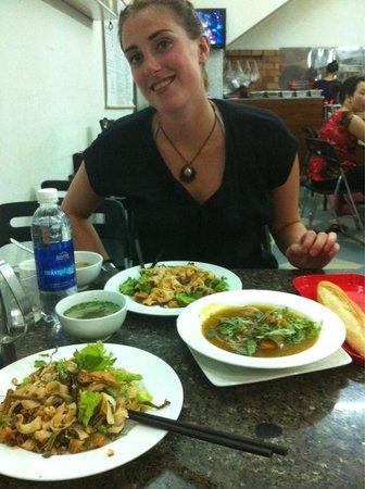Ngoc Chi Vegetarian Restaurant