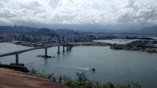 Morro do Moreno : 3° ponte