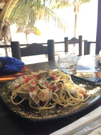 Casa Nostra Restaurant : buonissimo