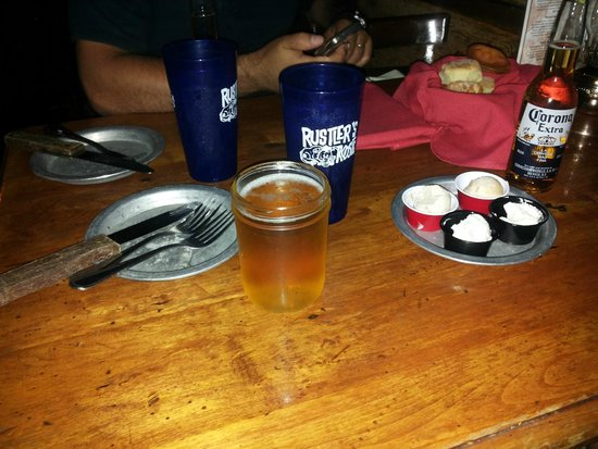 Rustler's Rooste : Birra in barattolo