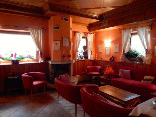 Hotel Garni Il Cirmolo: Sala Relax
