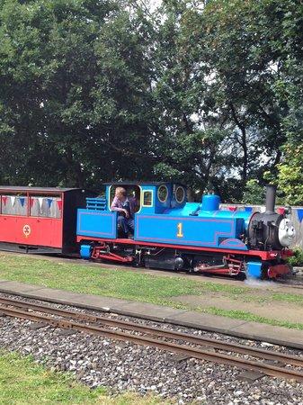 Kirklees Light Railway: Thomas Day Aug 2014