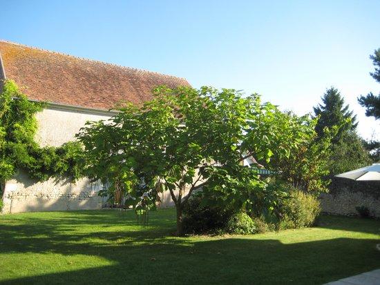 Le Clos de la Chesneraie: jardin