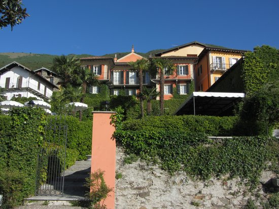 Hotel Villa Margherita : traumhafter Garten
