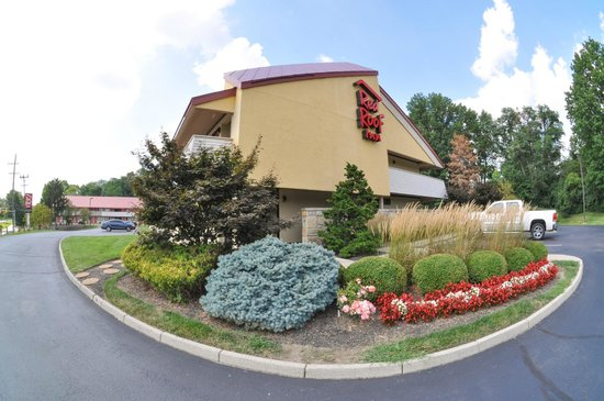 Red Roof Inn Cincinnati Northeast - Blue Ash: Main view