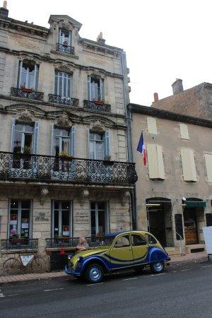 Villa St. Simon: Front