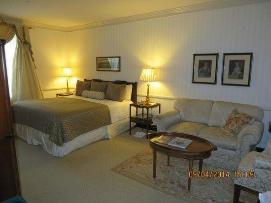 Williamsburg Inn: Room 3190