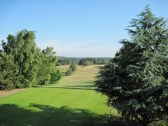 Wensum Valley Hotel Golf and Country Club: 1st Tee Wensum Course