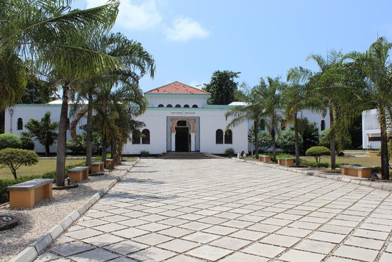 National Museum: The Museum