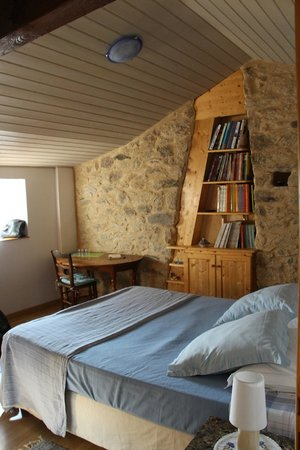 Chambres d'Hotes Le Plessis Vendee : chambre