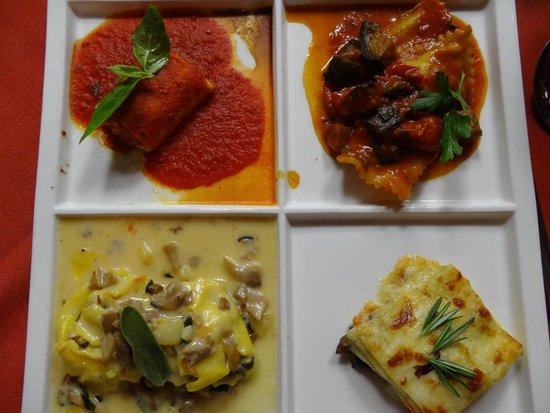 I LATINI : avondeten