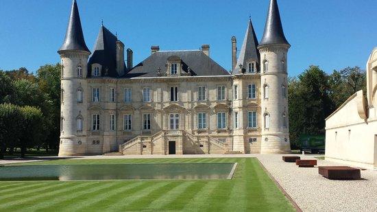 Ophorus Bordeaux Wine Day Tours : chateau pichon longueville