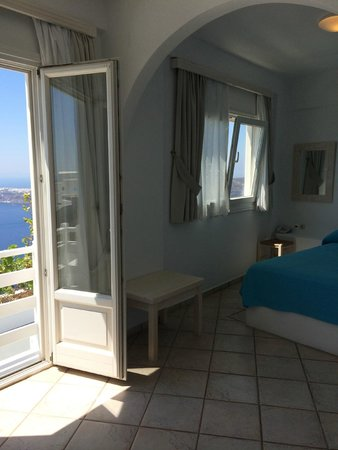 Remezzo Villas : Room/View from Room