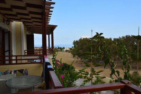 Horizon Resort: Sea view room