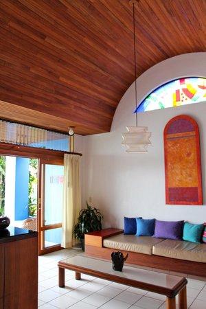 Xandari Resort & Spa: Relaxing room