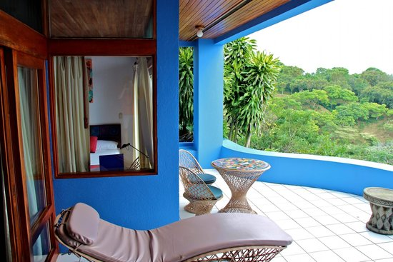 Xandari Resort & Spa: Balcony