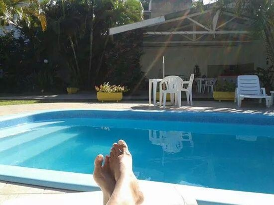 Pousada Favareto : piscina