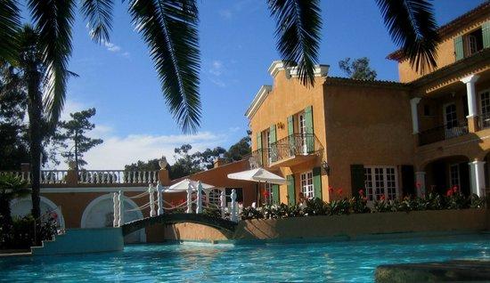 Quinta de Lagoa: Piscina Quinta da Lagoa