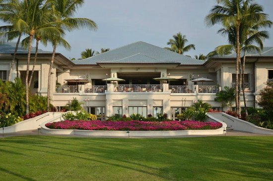 Fairmont Orchid, Hawaii: Hotel