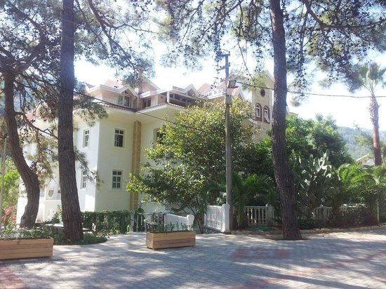 Petunya Konak Boutique Hotel: From the upper side
