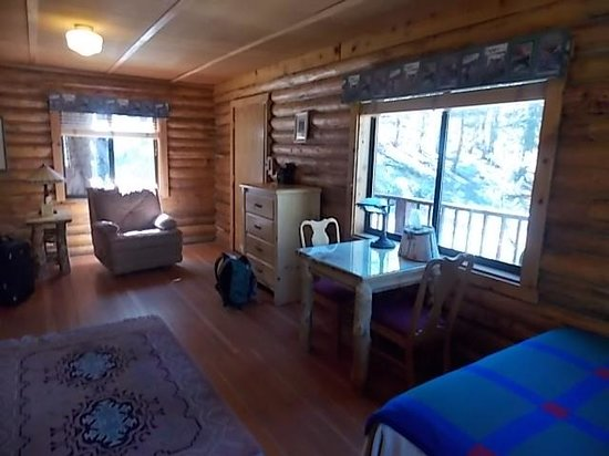 Tioga Pass Resort: cabin 9