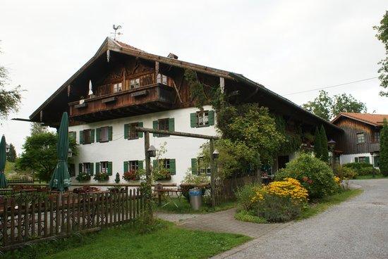 Landhotel Huberhof: L'hôtel