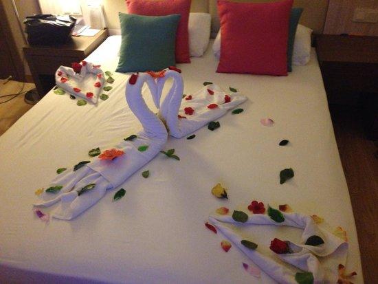 Side Prenses Resort Hotel & Spa: Our room at Side Prenses
